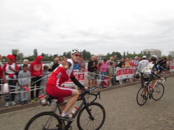 Stéphane Blondel vélo