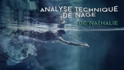 Analyse technique de la nage de Nathalie