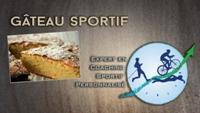 Gâteau sportif