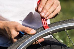 Démonte pneu vélo