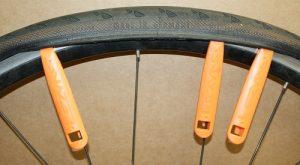 Placement des démontes pneu